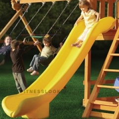 Горка Play Nation Super Scoop Slide Yellow