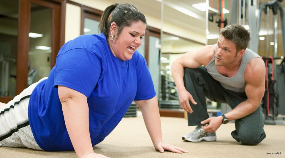 Почему я не худею занимаясь фитнесом